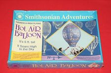Smithsonian Adventures 5 Foot Tall Hot Air Balloon Kit Brand New Sealed