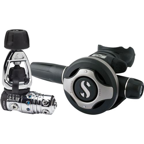SCUBAPRO MK25T EVO//S600 Titanium Regulator