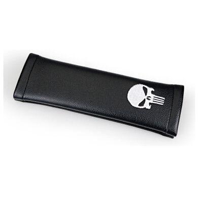 123 Car Safety Seatbelt Shoulder Strap Pad,Skull Shoulder Strap Pad,The Punisher Seat Belt Shoulder Pads Strap Covers Cushion
