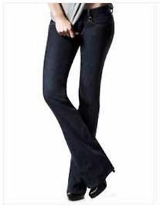 Sexy Styles 2 Flere Boot 1969 Kvinders Jeans Washes Denim Størrelse Bomuld Gap Nye zqtPAg
