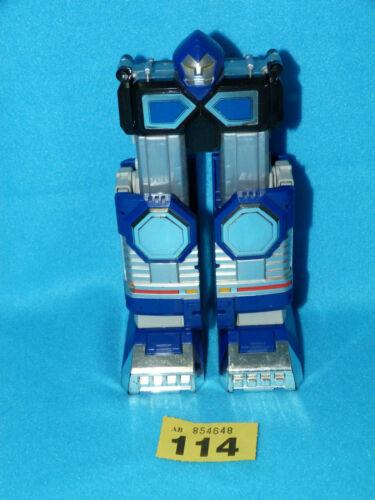 POWER Rangers perso Galaxy Megazord Deluxe Zord perso Zord del?