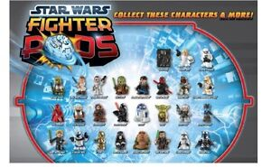 Star Wars Fighter Pods Choose Your Own Figure Series 1