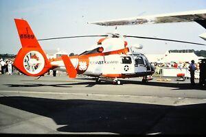 4-549-Eurocopter-HH-65-Dolphin-United-States-Coast-Guard-Kodachrome-SLIDE