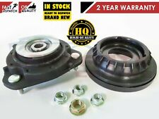 For JAGUAR X TYPE 2001-2009 FRONT TOP STRUT MOUNTINGS /& BEARINGS X2 BOLTS