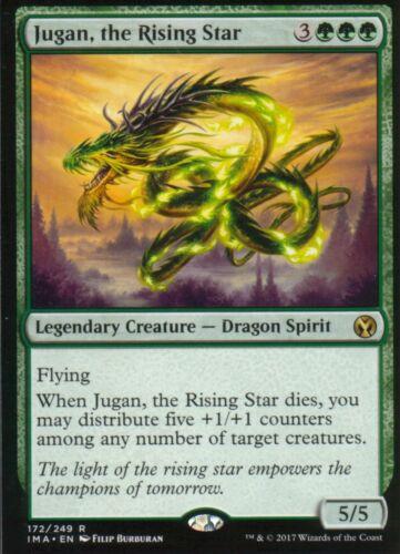 the Rising StarNMIconic MastersMagic MTG Jugan