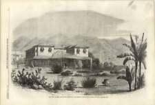 1861 Winter Residence Empress Of Austria, Vigia, Madeira