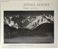 Ansel Adams Images 1923-1974 first edition Wallace Stegner