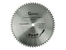 Circular saw blade for wood 500 x 32 x 40T Z25