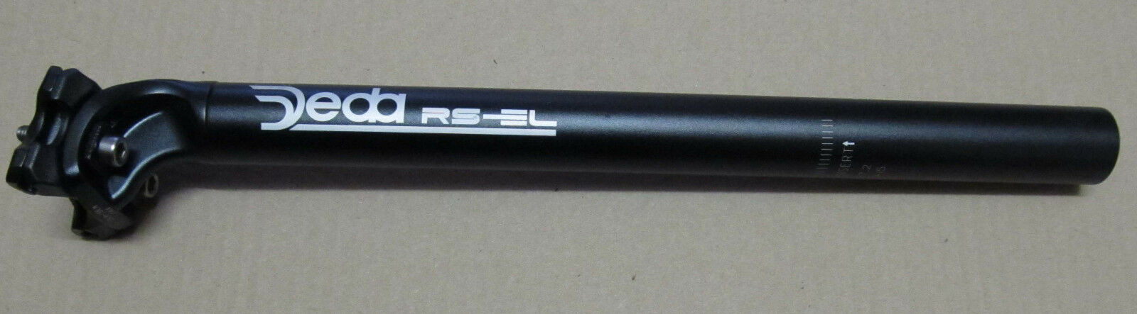 Deda Elementi RS EL Alu Sattelstütze MTB Rennrad Singlespeed  27,2mm 350mm 295gr.  online sale