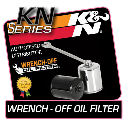 KN-557 K/&N OIL FILTER fits BOMBARDIER TRAXTER 500 XT 500 1999-2005  ATV