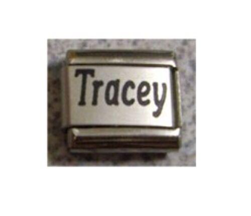 Italian Charms Charm  Names  Name Tracey