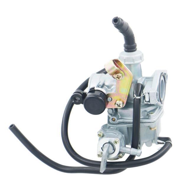 Pz19 Choke Carburetor Fit For 50cc 70cc 90cc 110cc 125cc