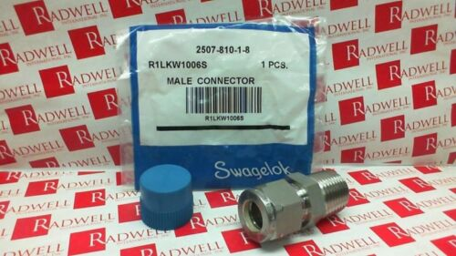 250781018 USED TESTED CLEANED SWAGELOK 2507-810-1-8