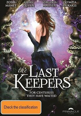 Last Keepers, The (DVD) (Region 4) Aussie Release