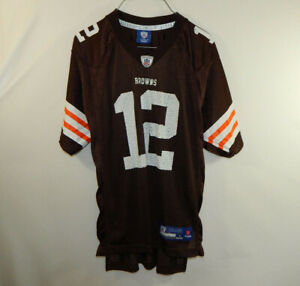 51af1b11 Colt McCoy Cleveland Browns NFL Football Mens Jersey Size Youth ...