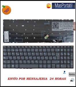 Tastiera-Spagnolo-Nuovo-Portatile-Lenovo-Ideapad-320-17IKB-Serie-9Z-NCSSN-10S