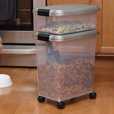 Item 2 Large Pet Food Storage Container Iris Airtight Bird Cat Dog Pet  Supplies Box NEW  Large Pet Food Storage Container Iris Airtight Bird Cat Dog  Pet ...