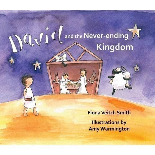 David and the Never-Ending Kingdom by Fiona Veitch Smith (Paperback, 2015)