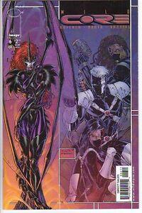 Wildcore-comic-6-1998-NM
