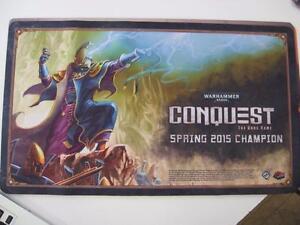 Warhammer 40k Conquest LCG Summer 2015 Champion Playmat