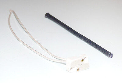 4 X MR16 MR11 GU5.3 GX5.3 G4 GY6.35 Wire Socket LED Halogen Lamp Holder