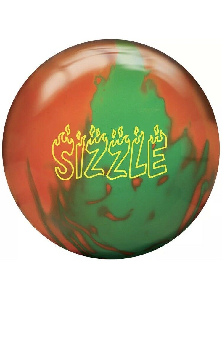 "Sizzle Radical Sizzle Bowling Ball NWB Pin 3-4"" 14Lbs  Brand New"