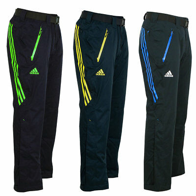 adidas Herren Athleten Softshell Pant Laufhose Wintersporthose Outdoor Running