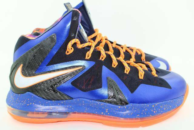 Nike 8.0 Lebron X 10 Ps Elite