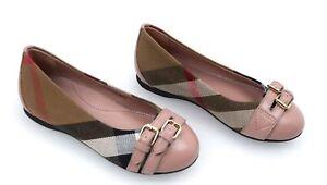 Informales Niña Burberry Maquillaje Planos Manoletinas Bailarina Zapatos 4008383 X6qfgRZ
