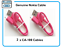 Genuine-Nokia-CA-189-Short-25cm-Micro-USB-Charge-Cable-for-Headsets-Mobiles-Pink miniatuur 4
