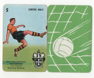 JSCARDS-WOLERHAMPTON-WANDERERS-CARD-PEPYS-GOAL-CARD-GAME-1960-039-S
