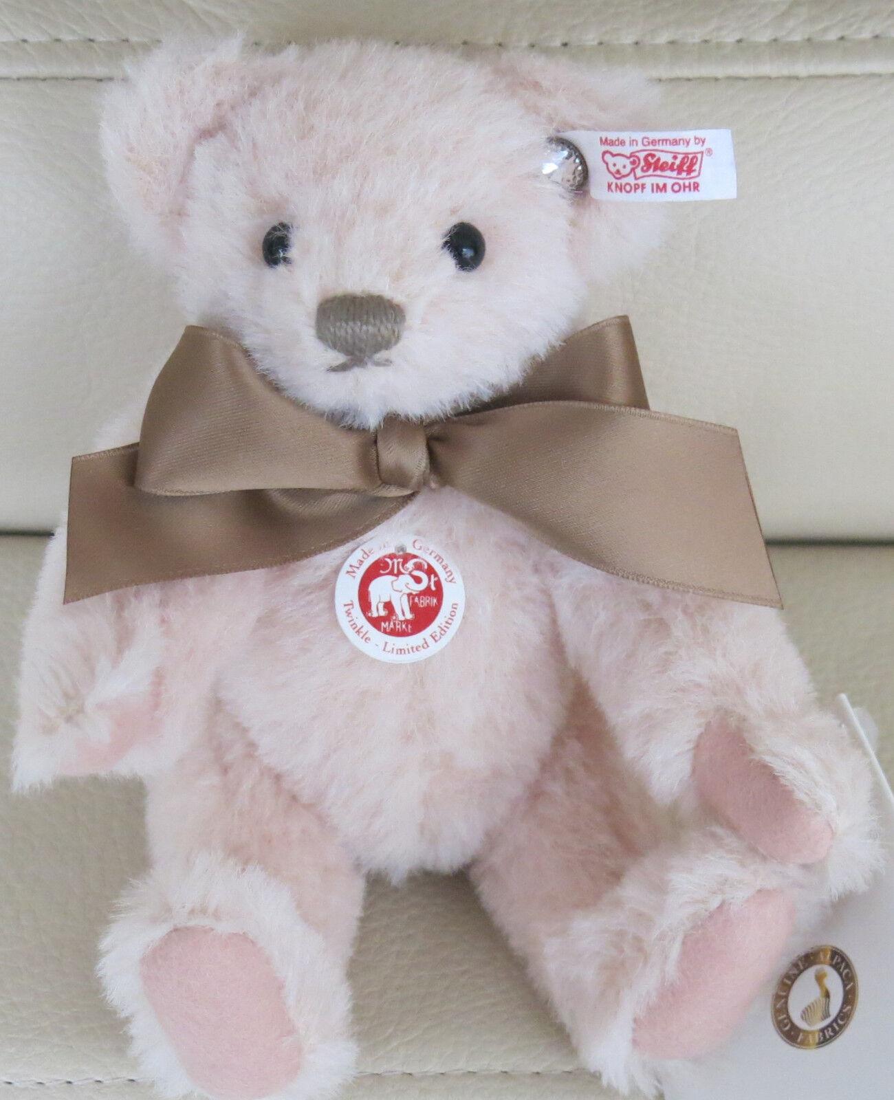 Steiff Swarovski Teddy Bear Twinkle 2008