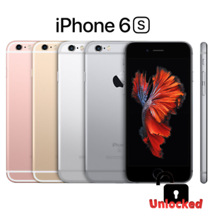 Apple-iPhone-6S-Plus-16-32-64-128GB-Space-Gray-Silver-Rose-Gold-Factory-Unlocked