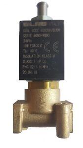 Olab-9000-Magnetventil-24V-fuer-Saeco-Philips-Kaffeevollautomaten-Typen-im-Angeb