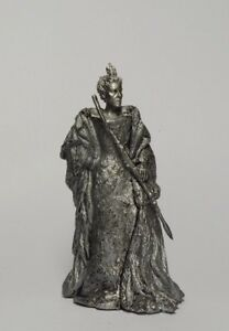 Tin-soldier-figure-The-Queen-fantasy-54-mm