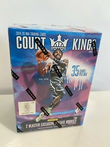 2019-20-Panini-Court-Kings-Blaster-Box-Factory-Sealed-FREE-REGISTERED-POST