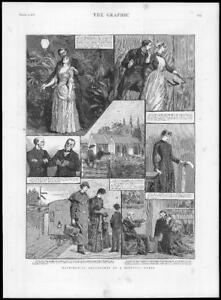 1887-Antique-Print-Hospital-Nurse-Illustrations-Matrimony-220