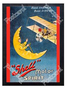 Historic-Shell-Motor-Spirit-1910s-Advertising-Postcard-8