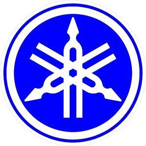573 1 3 5 yamaha logo racing decal sticker laminated r1 r6 drums rh ebay com