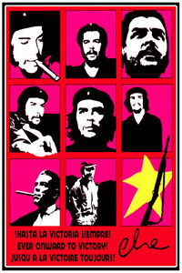 3135-Che-Guevara-Always-onward-to-victory-POSTER-Political-School-Decor-Art