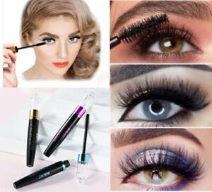 4D-Fibra-de-Seda-Mascara-de-pestanas-extension-Impermeable-Volumen-De-Larga-Duracion-maquillaje-K