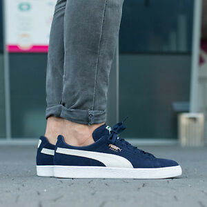 9110210e8ecff1 Image is loading MEN-039-S-SHOES-SNEAKERS-PUMA-SUEDE-CLASSIC-