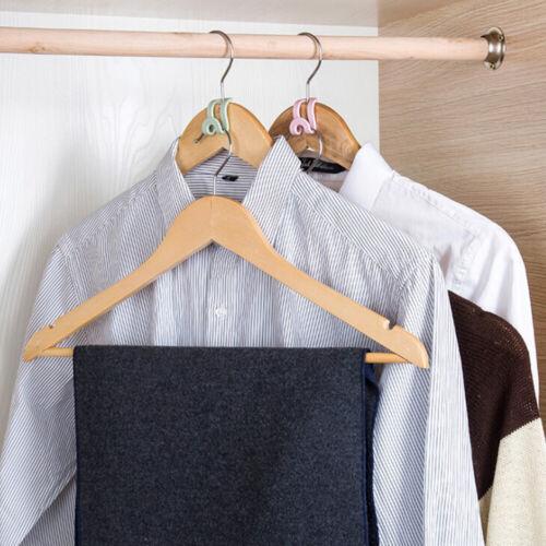 Home /& Living Clothes Hanger Closet Organizer Hanger Holder Storage Rack