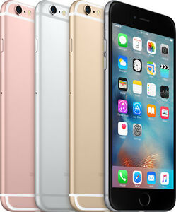 Apple iPhone 6s Plus 16GB GSM Unlocked Smartphone Gold Silver Gray Rose Gold