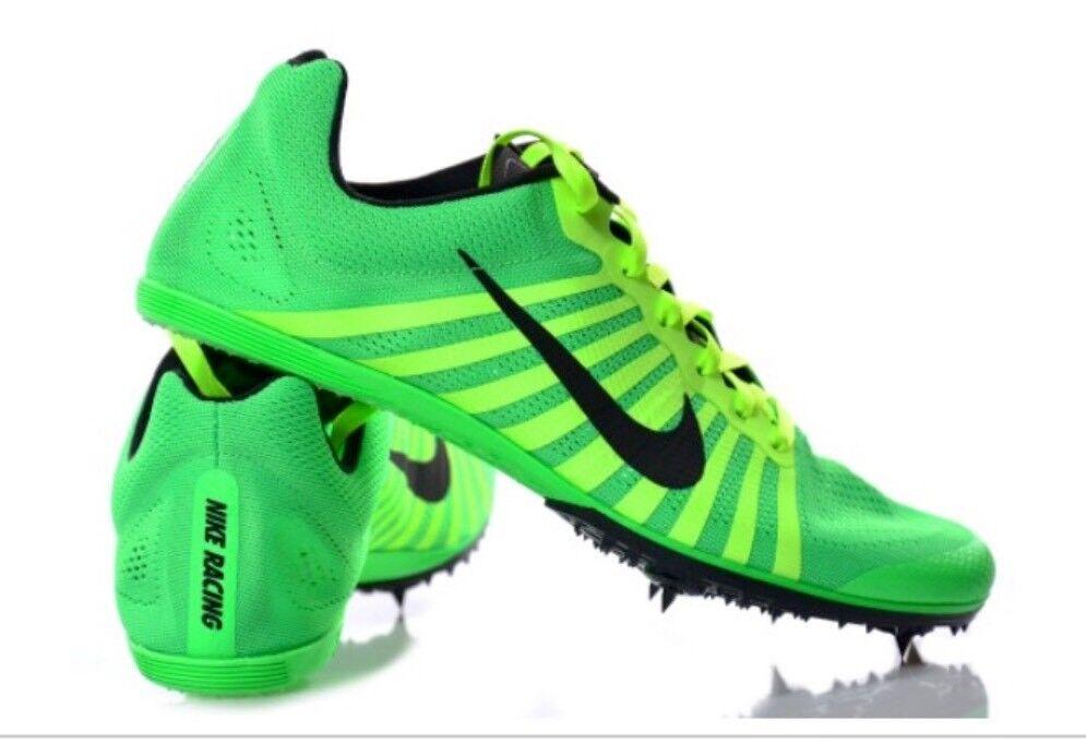 Nike Zoom D hombres Spikes pista campo running zapatos 819164-303 para Verde cómodos zapatos nuevos para 819164-303 hombres y mujeres, el limitado tiempo de descuento 686da6