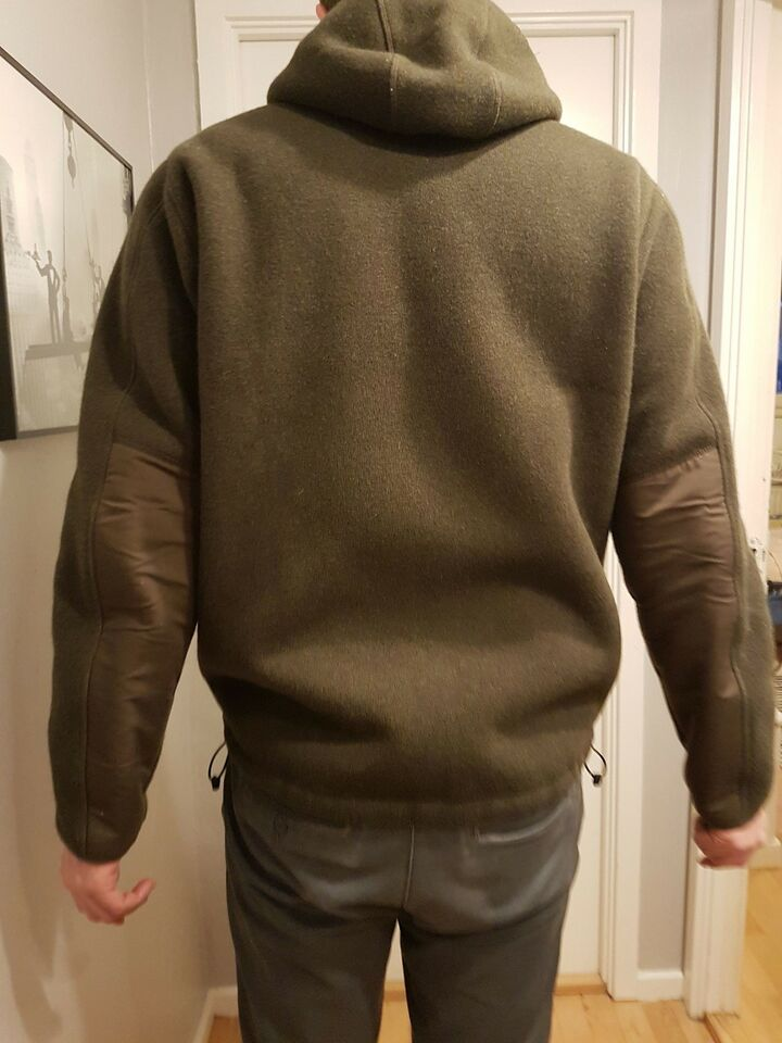 Fleecejakke, str. L, Fjällräven Polar Fleece Jacket M