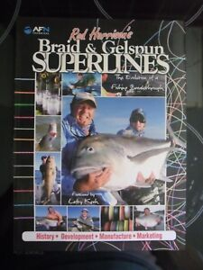 Rod-Harrison-039-s-Braid-amp-Gelspun-Superlines-AFN-As-New-104-Pages-Pb-2011