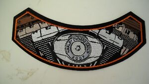 Harley-Davidson-Motorcycles-Owners-Group-Patch-2007-New-Free-Shipping
