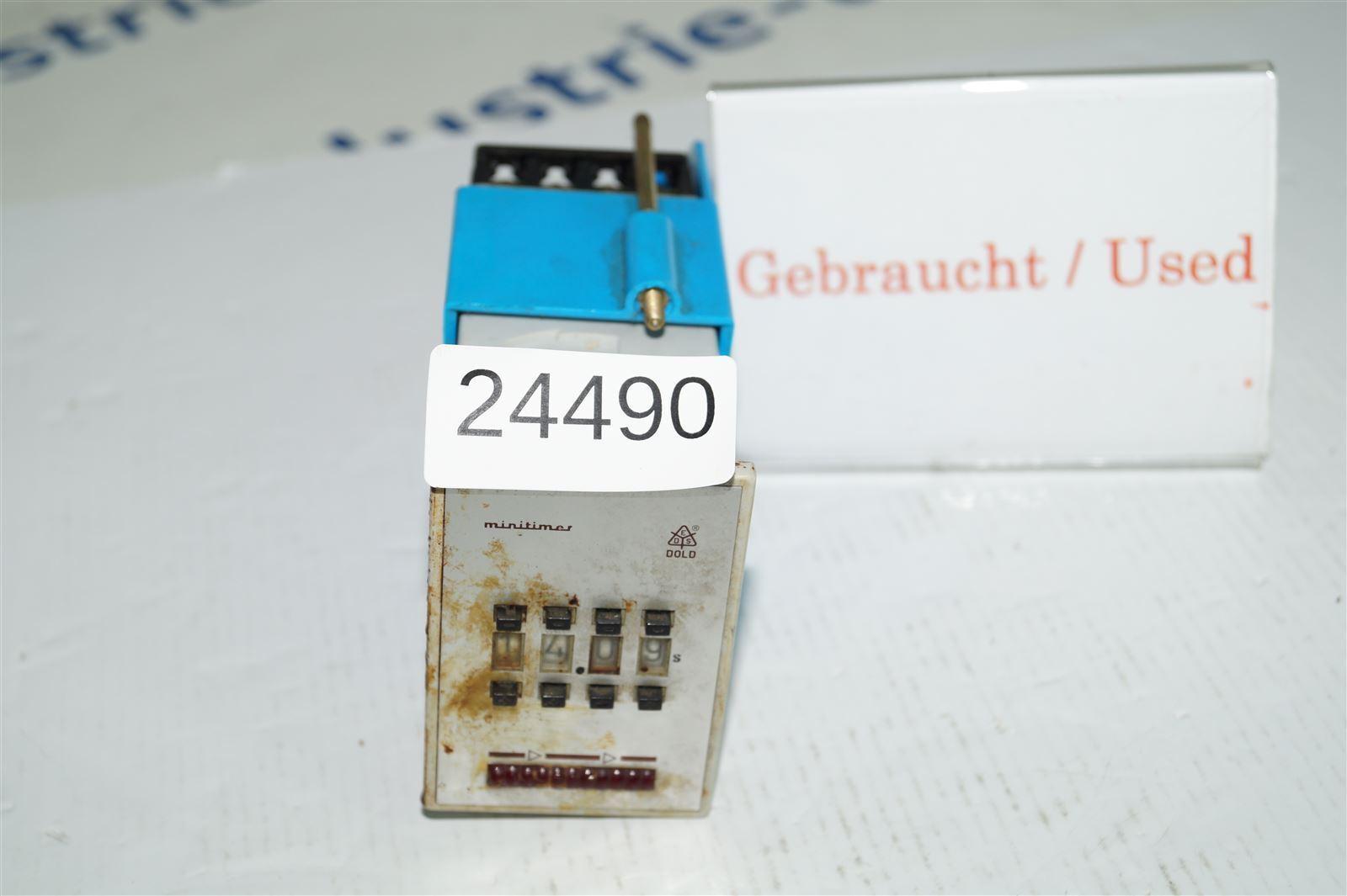 E.Dold u. Söhne minitimer EO9621.81 110