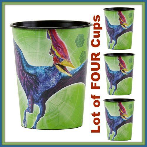 Designware 16oz Party Cups Plastic Favor Stadium Keepsake Cup